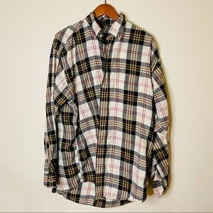 Burberry Button Up Shirt | XL Classic Fit & Style